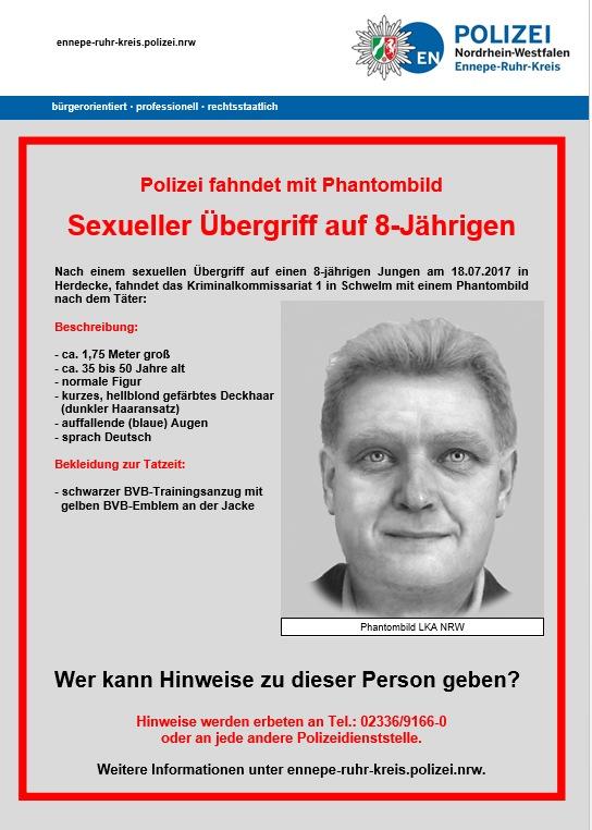 POL-EN: Ennepe-Ruhr-Kreis- Polizei fahndet mit Phantombild