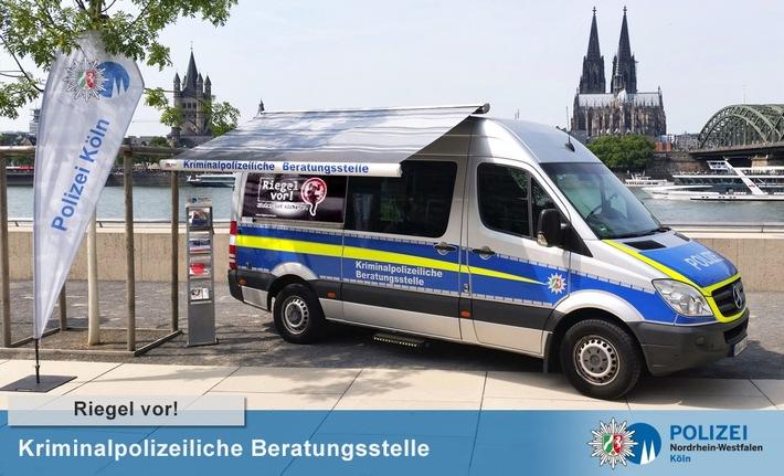 """POL-K: 180422-3-K Polizei informiert zum Thema """"Einbruchschutz"""""""